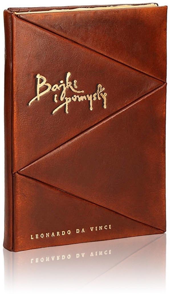 Książka artystyczna Leonarda da Vinci, Bajki i pomysły