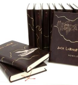 Biblioteka domowa dzieł Londona Jacka, Dzieła wybrane na ekskluzywny prezent biznesowy