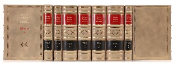 Kolekcja książek Tuwima Juliana, Dzieła
