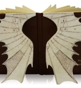 Książka Leonarda da Vinci – Fraszki i przysłowia (unikat) na osobisty prezent