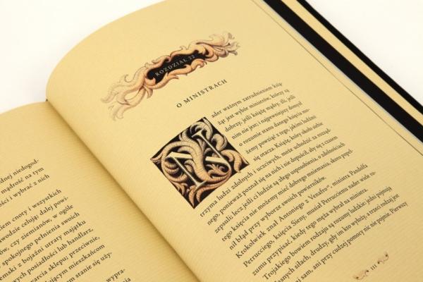 Książka Machiavellego Niccolò, Książę na ekskluzywny prezent biznesowy