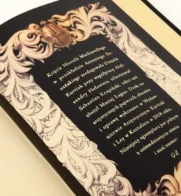 Książka artystyczna Machiavellego Niccolò, Książę