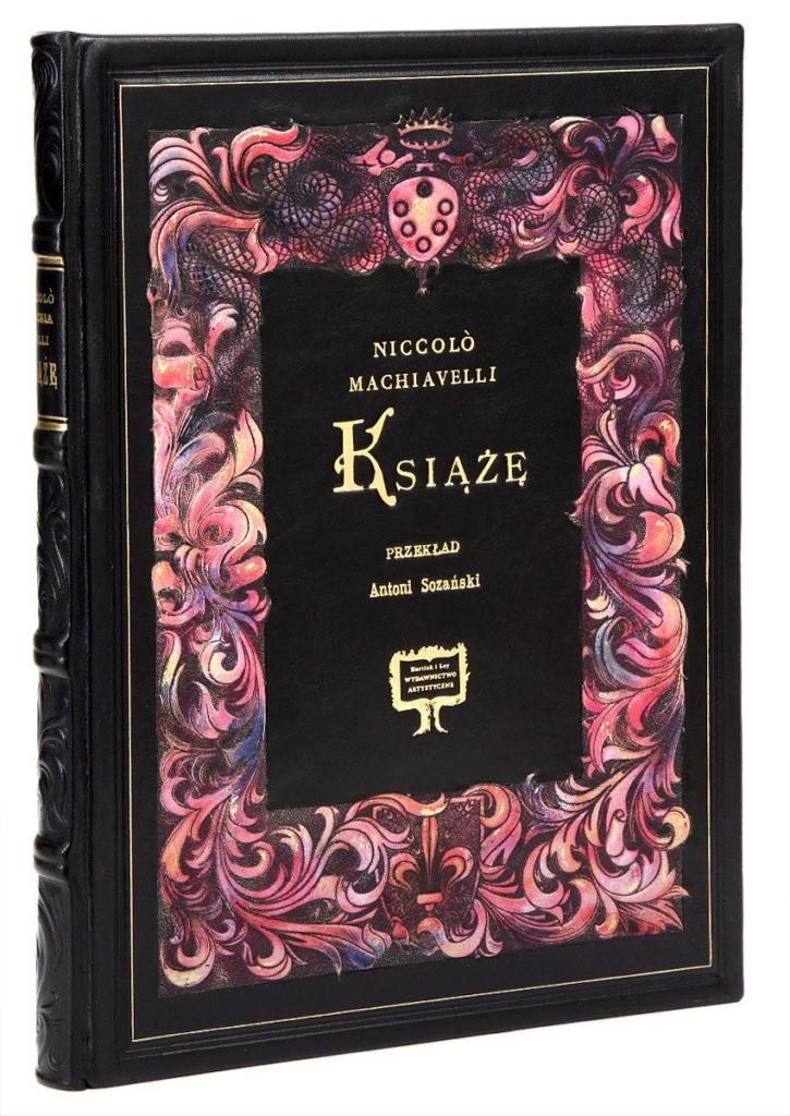 Ekskluzywna książka Machiavellego Niccolò, Książę