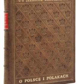 Edycja kolekcjonerska książki Krawczyka Jarosława, O Polsce i Polakach
