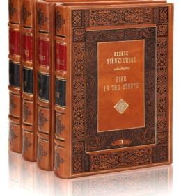 Kolekcja książek Sienkiewicza Henryka, Trilogy