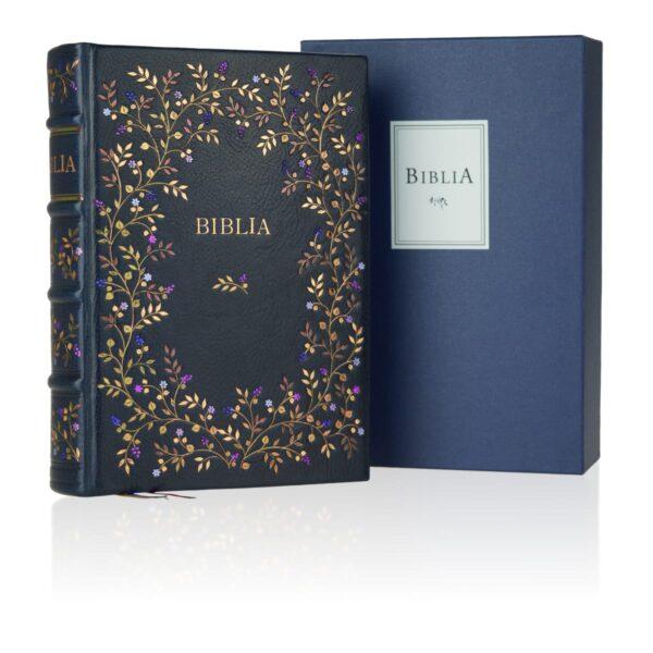 Artystyczne wydanie Biblii