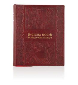 Edycja kolekcjonerska książki Cicha noc. Najpiękniejsze kolędy