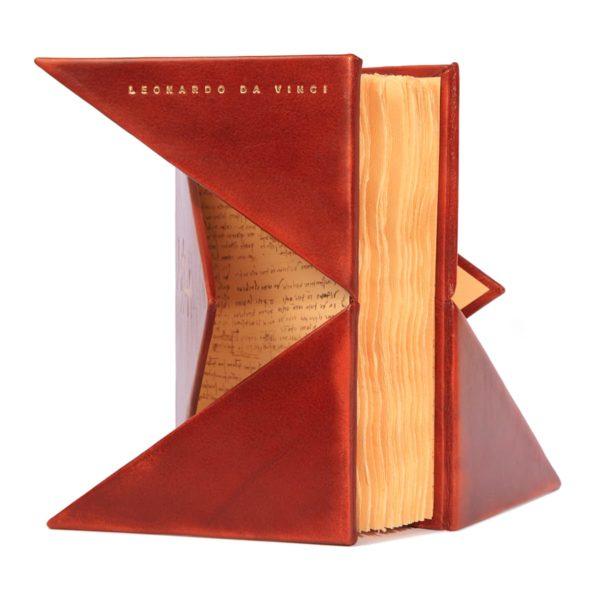 Unikatowa książka Leonarda da Vinci, Bajki i pomysły na ekskluzywny prezent biznesowy