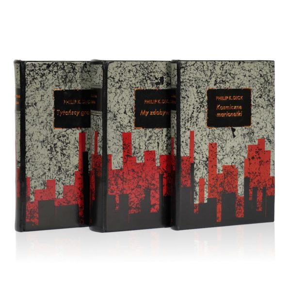 Zbiór książek Dicka Philipa K., Dzieła w artystycznej oprawie