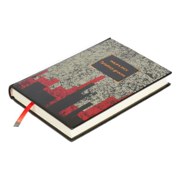 Oprawa artystyczna książki Dicka Philipa K., Dzieła