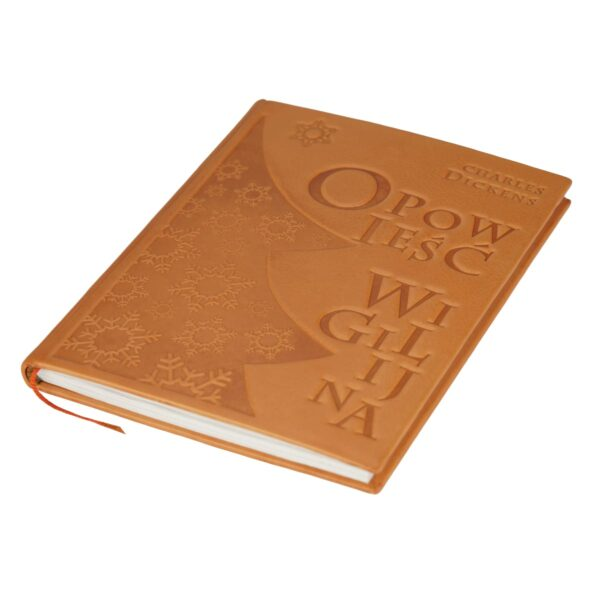 Książka artystyczna autorstwa Dickensa Charlesa, Opowieść wigilijna