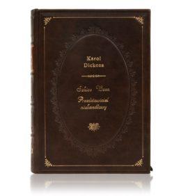 Piękna książka Dickensa Karola, Dzieła