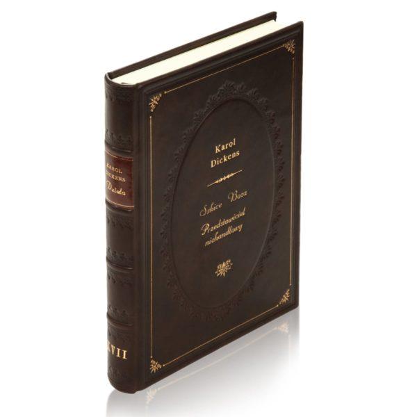 Książka artystyczna autorstwa Dickensa Karola, Dzieła