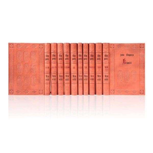 Biblioteka prywatna książek Długosza Jana, Kroniki