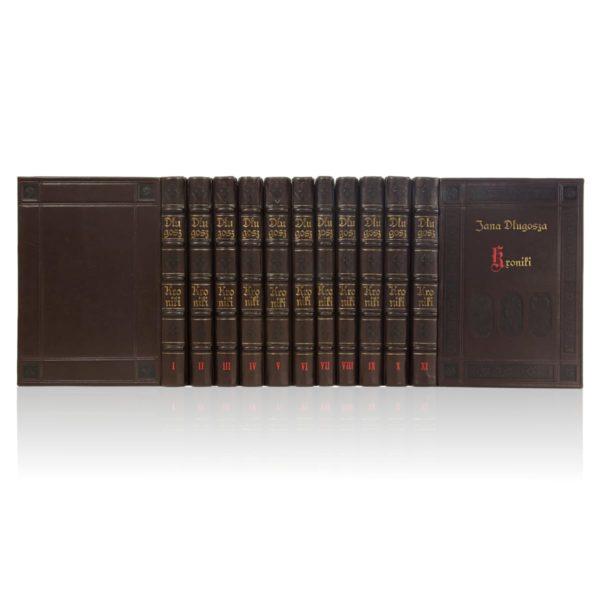 Biblioteka gabinetowa książek Długosza Jana, Kroniki