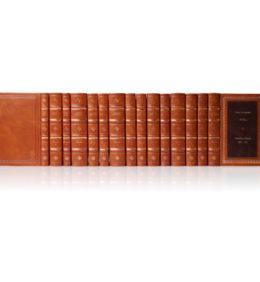 Biblioteka domowa złożona z książek Dostojewskiego Fiodora, Dzieła