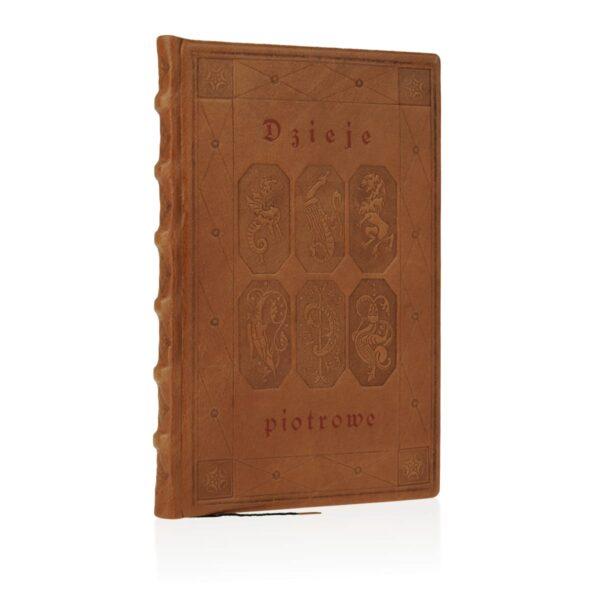 Piękna książka Kronika o Piotrze Włostowicu