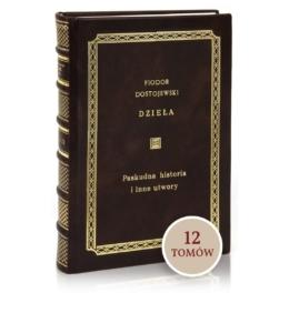 Kolekcja książek Dostojewskiego Fiodora, Dzieła