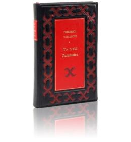 Oprawa artystyczna książki Nietzschego Fryderyka, Tak rzekł Zaratustra