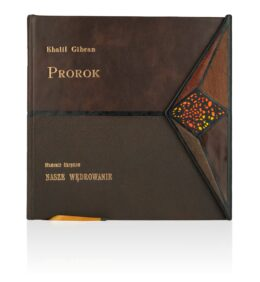 Artystyczne wykonanie na przykładzie książki Gibrana Khalila, Prorok