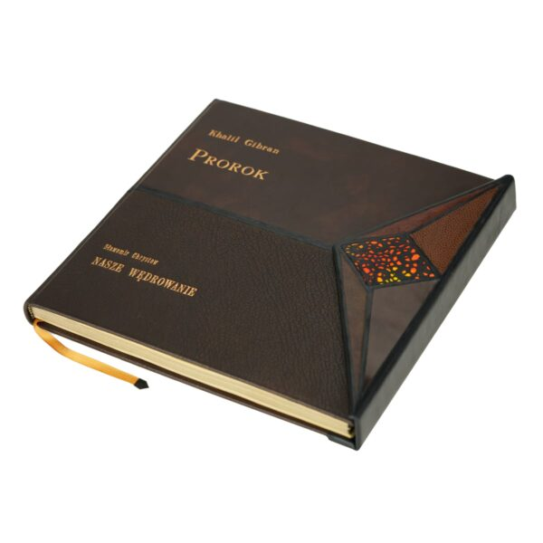 Piękna książka Gibrana Khalila, Prorok