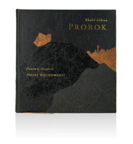 Książka artystyczna autorstwa Gibrana Khalila, Prorok