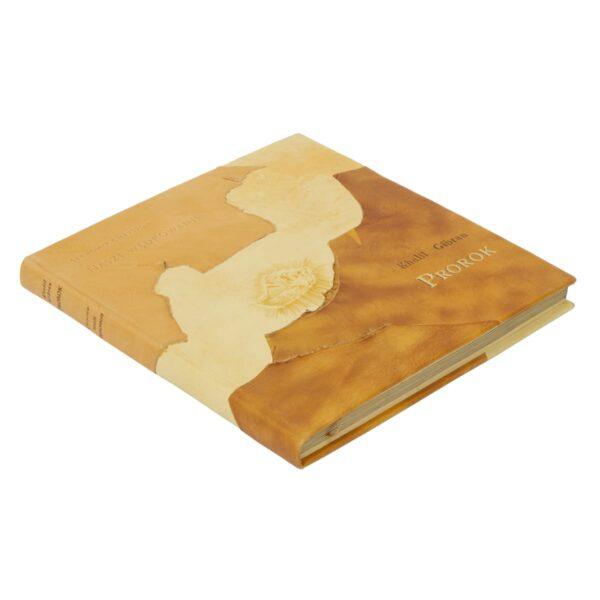 Ekskluzywne wydanie książki Gibrana Khalila, Prorok