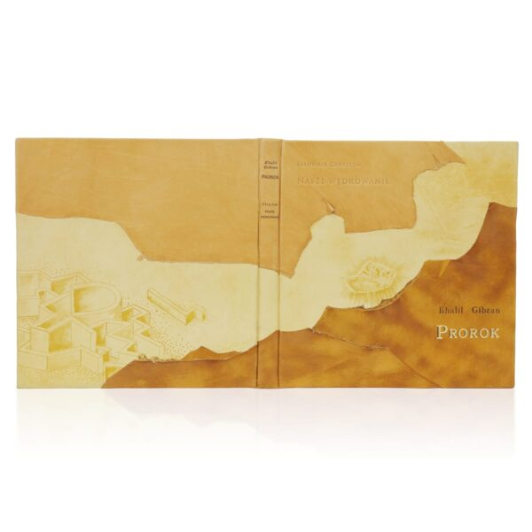 Artystyczna książka Gibrana Khalila, Prorok