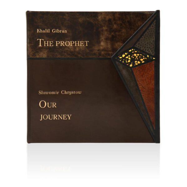 Książka Gibrana Khalila, The Prophet na luksusowy prezent