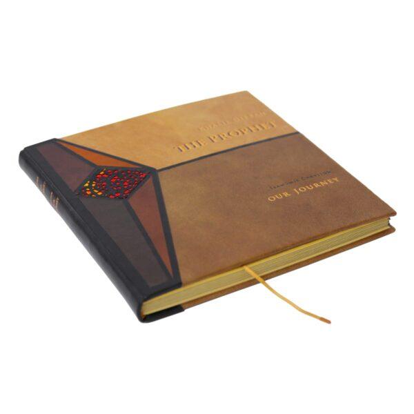Oprawa artystyczna książki Gibrana Khalila, The Prophet