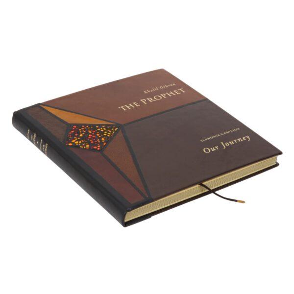 Ekskluzywne wydanie książki Gibrana Khalila, The Prophet