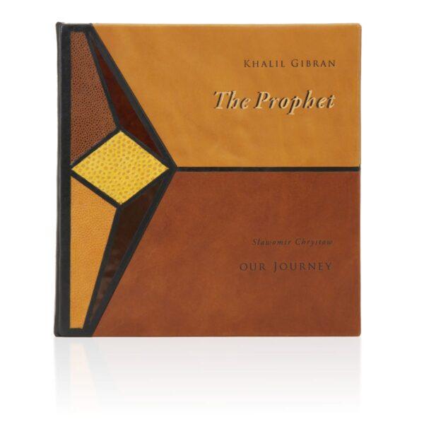 Artystyczna książka Gibrana Khalila, The Prophet