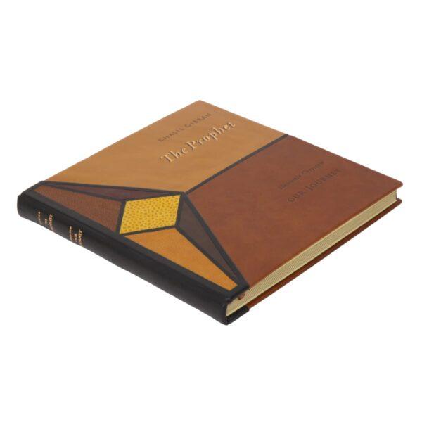 Oprawa introligatorska książki Gibrana Khalila, The Prophet