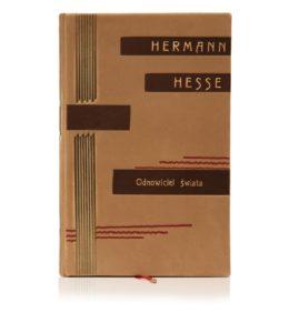 Książka Hessego Hermanna, Dzieła w skórzanej oprawie