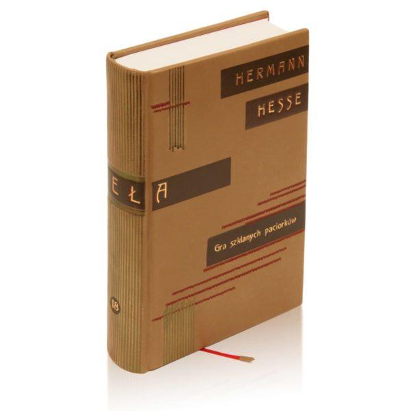 Ekskluzywna książka Hessego Hermanna, Dzieła na luksusowy prezent