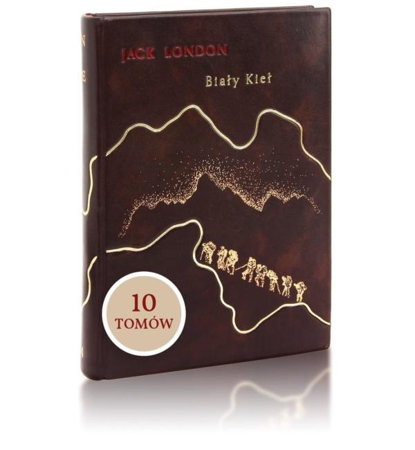Domowa biblioteka książek Londona Jacka, Dzieła wybrane