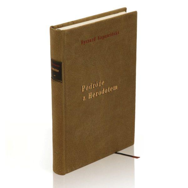 Artystyczna książka Kapuścińskiego Ryszarda, Dzieła