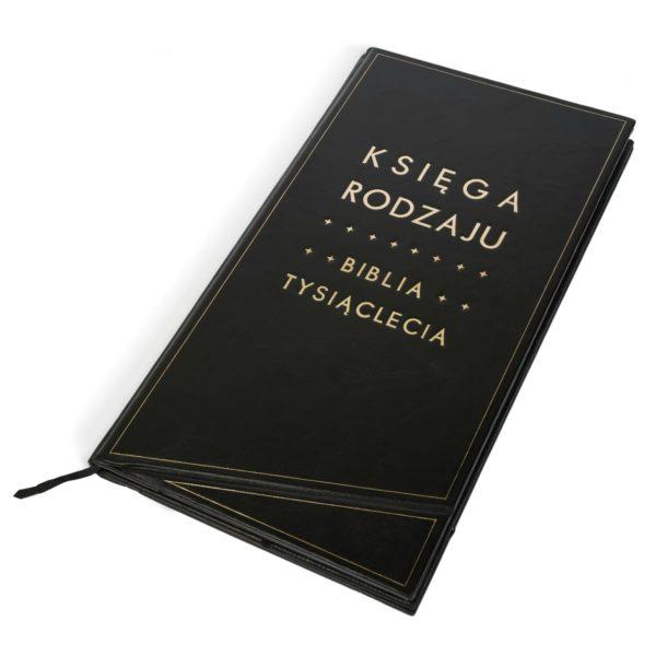 Książka artystyczna Księga Rodzaju idealna na prezent
