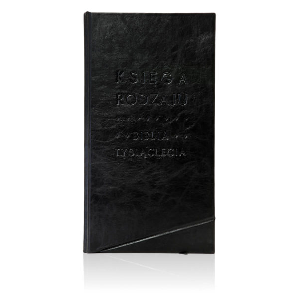 Książka kolekcjonerska Księga Rodzaju na ekskluzywny prezent biznesowy