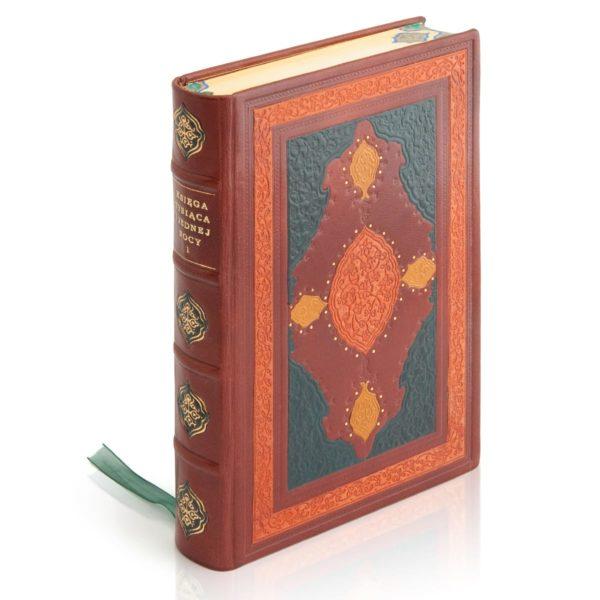 Książka Księga tysiąca i jednej nocy na luksusowy prezent