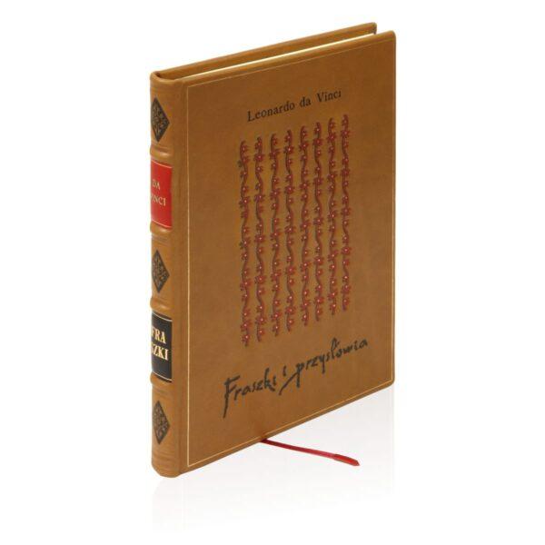 Edycja kolekcjonerska książki Leonarda da Vinci, Fraszki i przysłowia