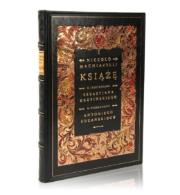 Oprawa introligatorska książki Machiavellego Niccolò, Książę