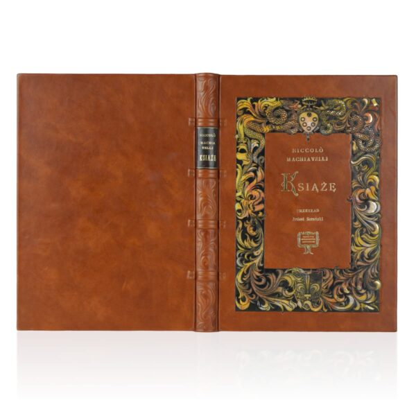 Książka Machiavellego Niccolò, Książę na luksusowy prezent