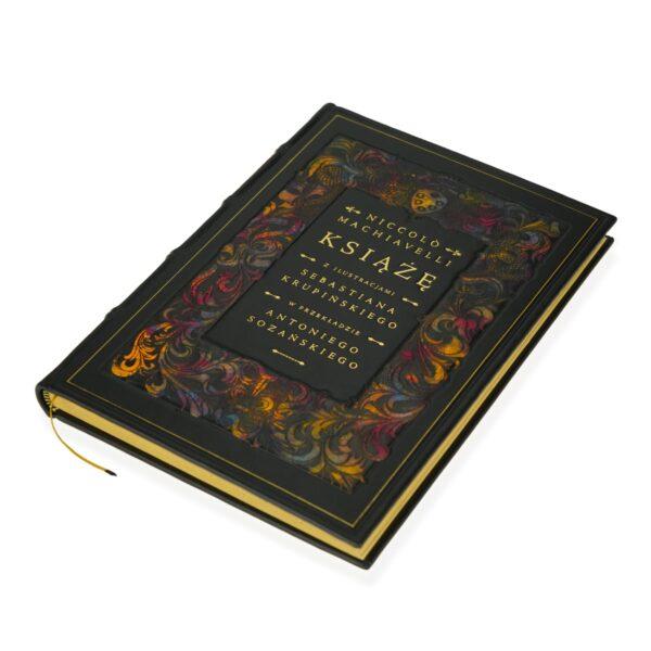 Oprawa artystyczna książki Machiavellego Niccolò, Książę