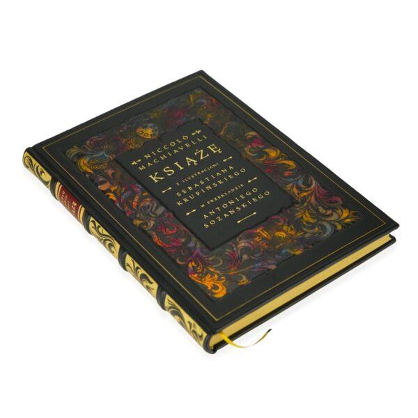 Edycja kolekcjonerska książki Machiavellego Niccolò, Książę