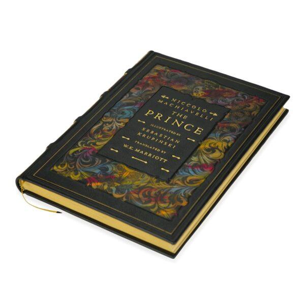 Książka Machiavellego Niccolò, The Prince idealna na prezent osobisty
