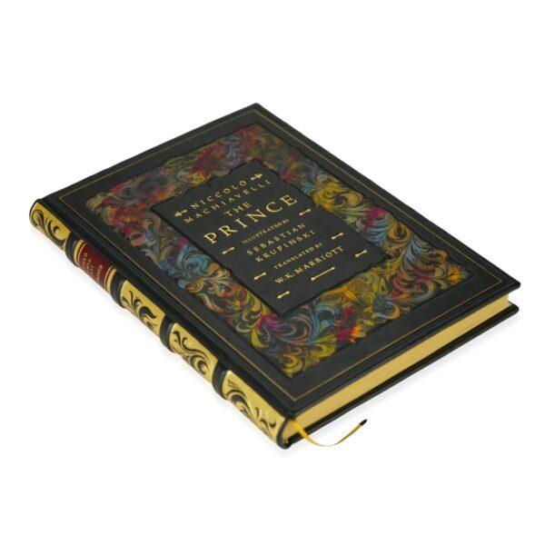 Piękna książka Machiavellego Niccolò, The Prince