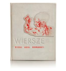 Książka Michała Anioła Buonarroti - Wiersze (unikat) na luksusowy prezent