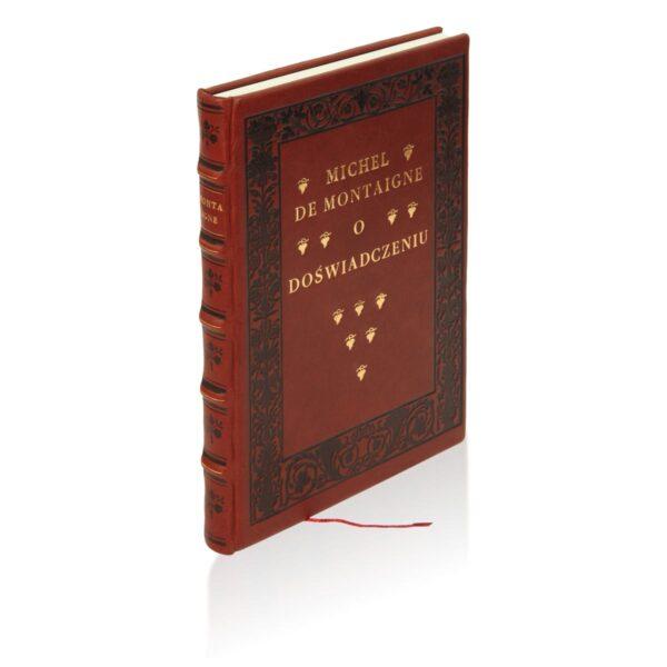 Piękna książka Montaigne'a Michela de, O doświadczeniu