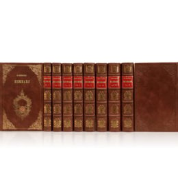 Biblioteka gabinetowa złożona z książek Niesieckiego Kaspera, Herbarz polski